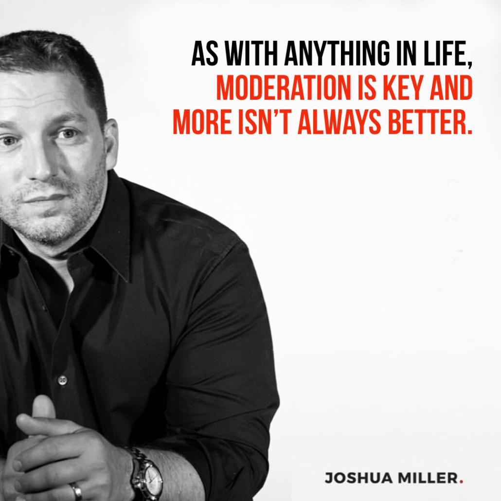 moderation joshua h miller