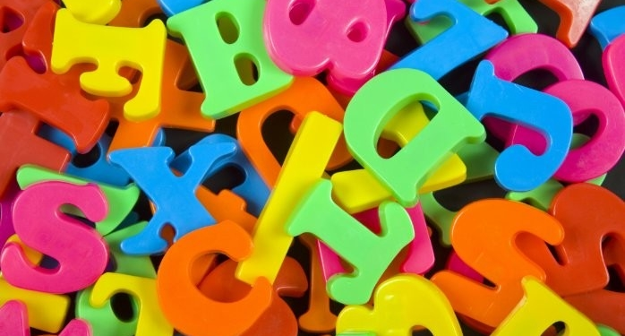tips base from the alphabets