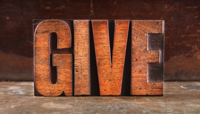 8 Reasons To Give Back Today.