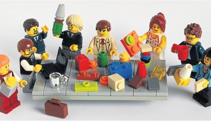 "How LEGO Makes Boring Meetings ""Awesome"""